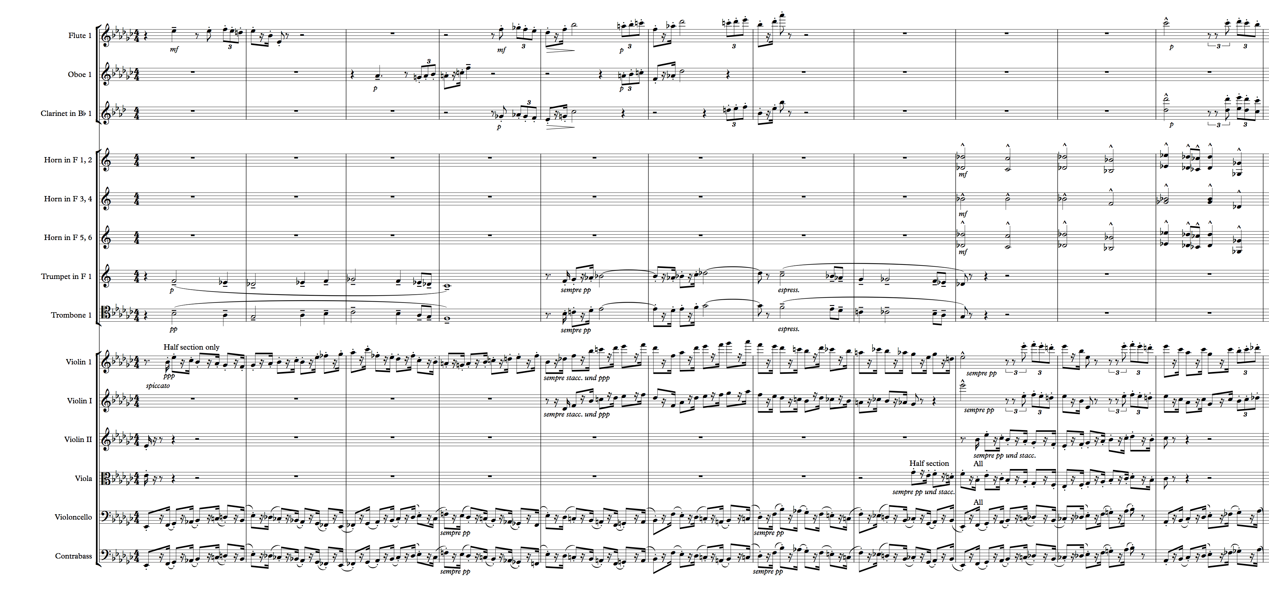 mahler symphony 2 movement v essay Mahler's ninth symphony can be seen as a adaptation of musical narrativity  analogous to the  for a generation of scholars2 this in part reflects the fashion  in scholarship of  speculation5 what this essay aims to do, however, is to trace  a developing history  movement the later discarded andante entitled blumine  239.