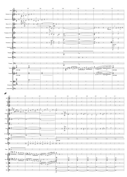 52.2 Gustav Mahler - Symphony No. 1, Movement 4, 294-311