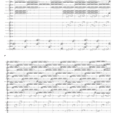 "55.3 Wagner: Die Walkure, Act III ""The Ride of the Valkyries"" (1-26) Page 1"