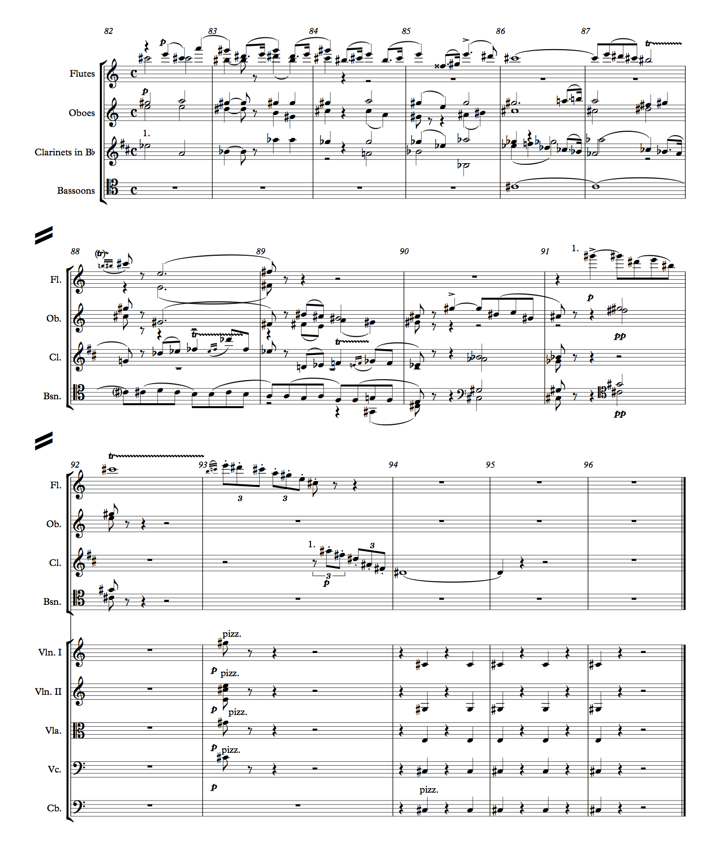 Swan lake – Page 2 – Orchestra Sounds