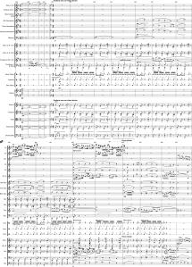 60.2 Gershwin - American in Paris 388-407 Score page