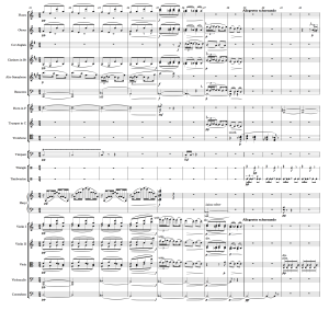 64.3 Debussy Rapsodie for Orchestra and Saxophone (31 - 42)