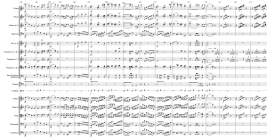 67.7 Felix Mendelssohn: A Midsummer Night's Dream, Wedding March (102-117)